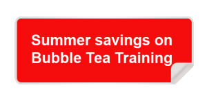 summer savings on bubble tea training
